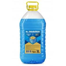 """Незамерзающая жидкость """"-30"""" (30% спирта), ПЭТ 5л"""